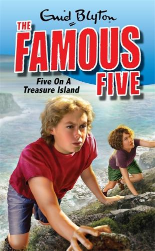 Famous Five: Five On A Treasure Island: Book 1 - Famous Five (Paperback)