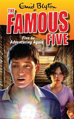 Famous Five: Five Go Adventuring Again: Book 2 - Famous Five (Paperback)
