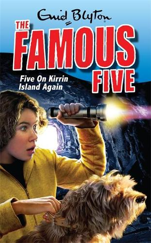 Five On Kirrin Island Again: Book 6 - Famous Five (Paperback)