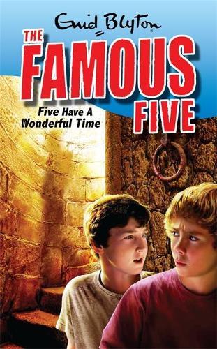 Famous Five: Five Have A Wonderful Time: Book 11 - Famous Five (Paperback)