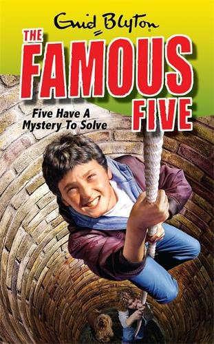 Five Have A Mystery To Solve: Book 20 - Famous Five (Paperback)