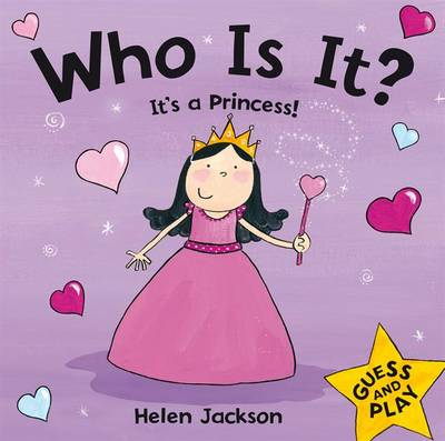 It's a Princess - Who is It? 2 (Hardback)