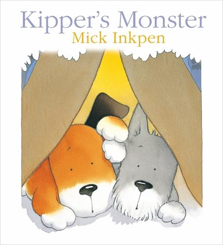 Kipper: Kipper's Monster - Kipper (Paperback)