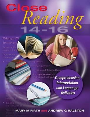 Close Reading 14-16 (Paperback)