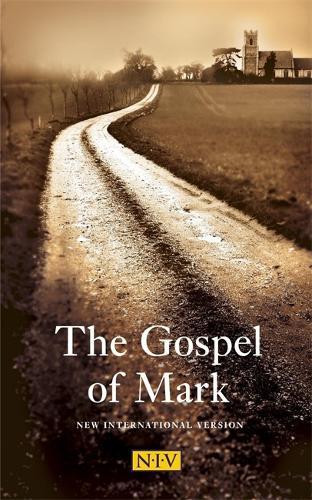 NIV Gospel of Mark, NOT FOR INDIVIDUAL RESALE (Paperback)