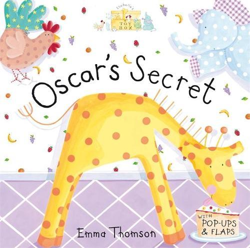 Isabella's Toybox: Oscar's Secret (Hardback)