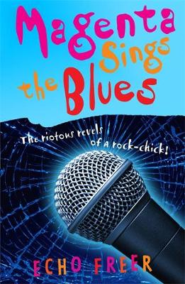 Magenta Sings The Blues - Magenta Orange (Paperback)