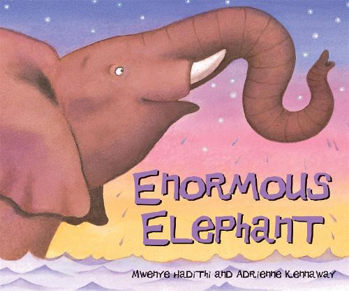African Animal Tales: Enormous Elephant - African Animal Tales (Paperback)