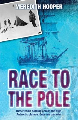 Race to the Pole (Paperback)