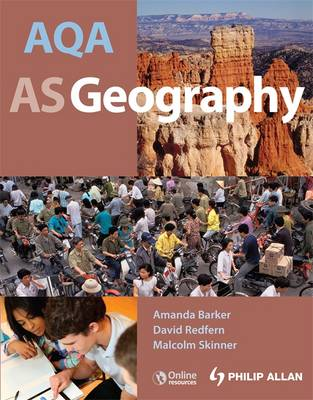 AQA AS Geography Textbook (Paperback)