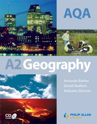 AQA A2 Geography: Textbook (Paperback)