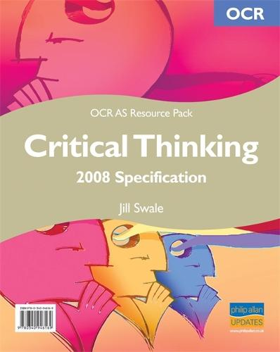 OCR AS Critical Thinking 2008 Specification Resource Pack (+CD) (Spiral bound)