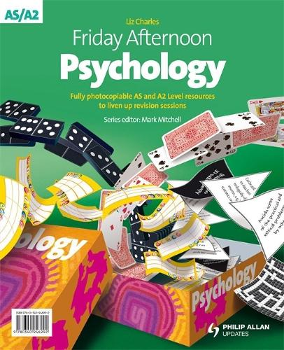 Friday Afternoon Psychology A-Level Resource Pack (+CD) (Spiral bound)