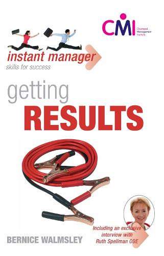 Instant Manager: Getting Results - IMC (Paperback)