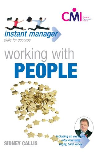 Instant Manager: Working with People - IMC (Paperback)