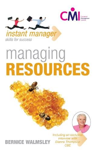 Instant Manager: Managing Resources - IMC (Paperback)