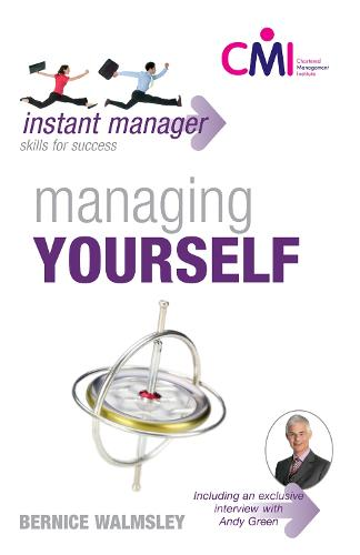 Instant Manager: Managing Yourself - IMC (Paperback)
