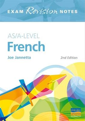 AS/A-Level French Exam Revision Notes (Paperback)