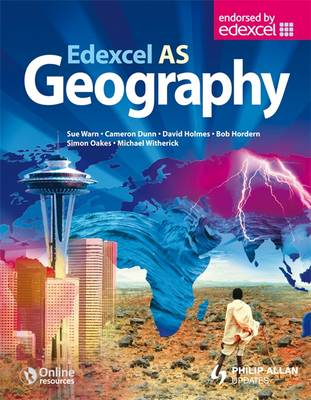 Edexcel AS Geography Textbook (Paperback)
