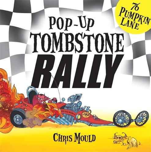 76 Pumpkin Lane: Tombstone Rally - 76 Pumpkin Lane (Hardback)