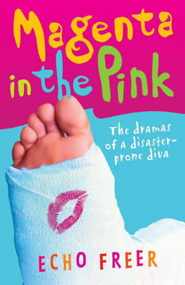 Magenta in the Pink - Magenta Orange No. 2 (Paperback)