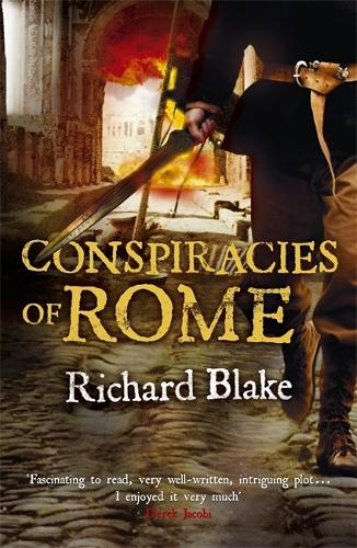 Conspiracies of Rome (Death of Rome Saga Book One) (Paperback)