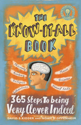 The Know it All Book (Paperback)