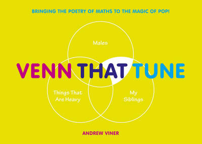 Venn That Tune: Bringing the Poetry of Maths to the Magic of Pop! (Hardback)