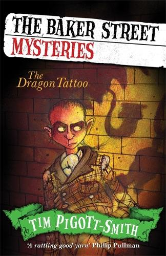 Baker Street Mysteries: The Dragon Tattoo - Baker Street Mysteries (Paperback)