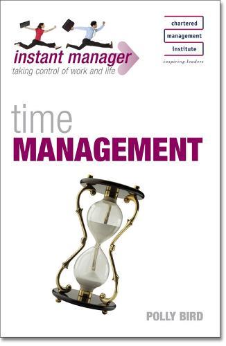 Instant Manager: Time Management - IMC (Paperback)