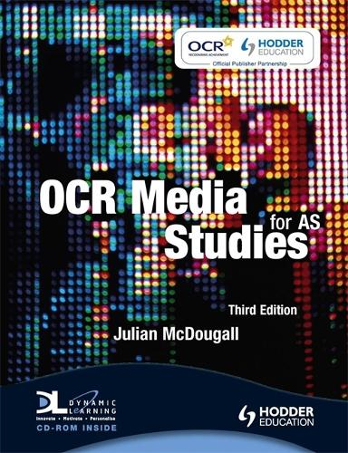 OCR Media Studies for AS Third Edition (Paperback)