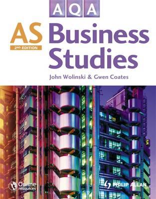 AQA AS Business Studies (Paperback)