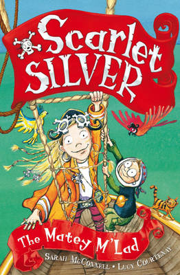 Matey M'lad - Scarlet Silver 3 (Paperback)