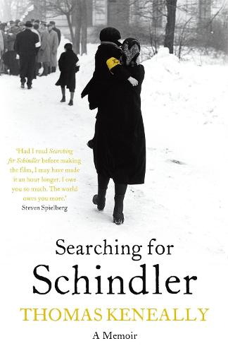 Searching For Schindler (Paperback)