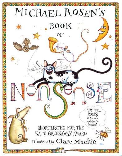Michael Rosen's Book of Nonsense (Paperback)