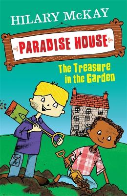 Paradise House: Treasure In The Garden: Book 2 - Paradise House (Paperback)