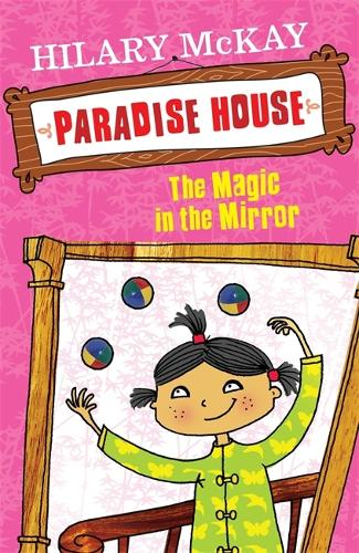 Magic In The Mirror: Book 4 - Paradise House (Paperback)