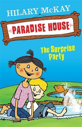 Paradise House: The Surprise Party: Book 5 - Paradise House (Paperback)