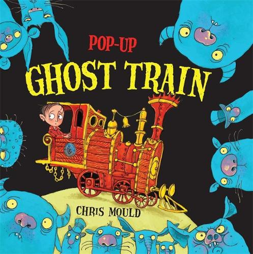 Pop-up Ghost Train (Paperback)