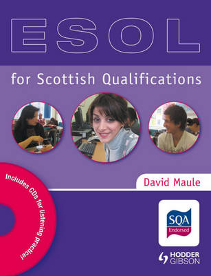 ESOL for Scottish Qualifications: Access level 3 & intermediate level 1 (Paperback)