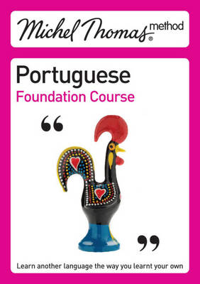 Cover Michel Thomas Method: Portuguese Foundation Course