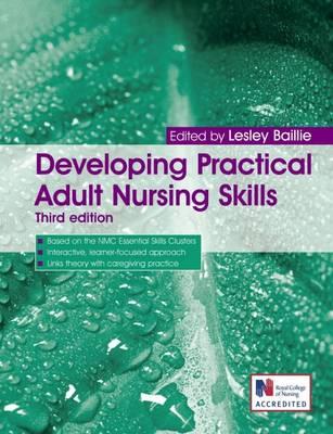 Developing Practical Adult Nursing Skills (Paperback)