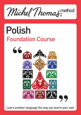 Cover Michel Thomas Method: Polish Foundation Course