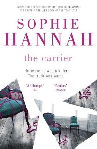 The Carrier: Culver Valley Crime Book 8 (Paperback)