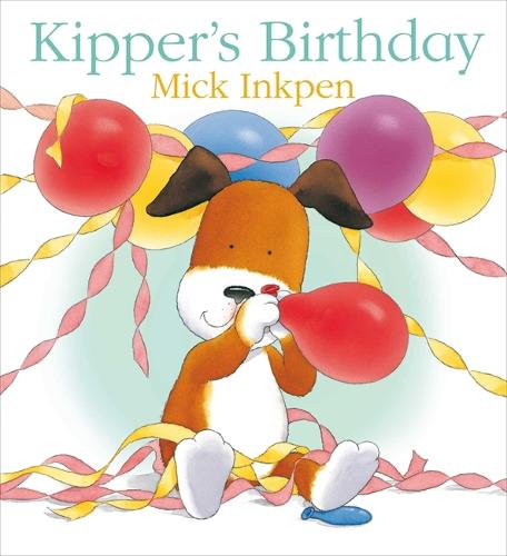 Kipper's Birthday Big Book - Kipper (Paperback)