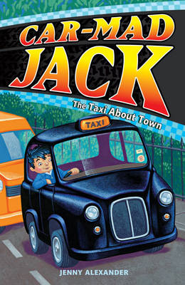 Taxi About Town - Car-mad Jack 4 (Paperback)