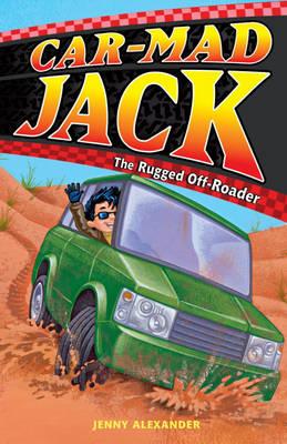 The Rugged Off-Roader - Car-mad Jack 10 (Paperback)