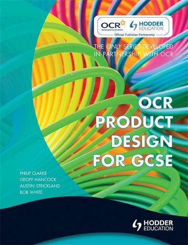 OCR Product Design for GCSE (Paperback)