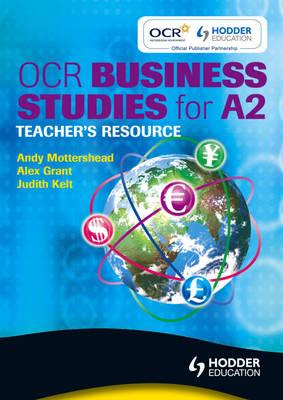 OCR Business Studies for A2, Teacher's Resource CD-ROM (CD-Audio)