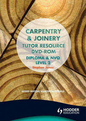 Carpentry and Joinery: Tutor Resource Level 2: Diploma and NVQ (CD-Audio)